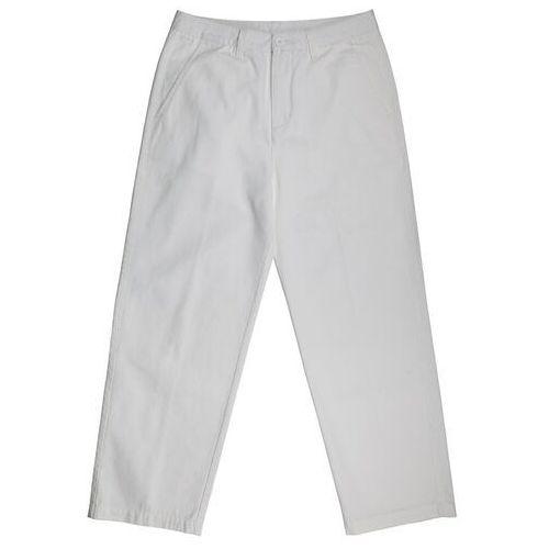 spodnie SANTA CRUZ - Nolan Chino White (WHITE)