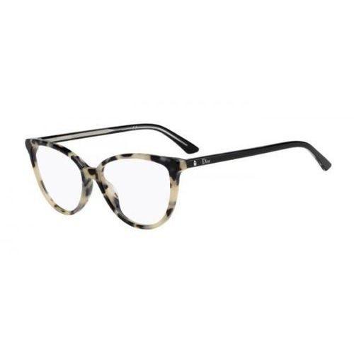 Okulary korekcyjne montaigne 33 tfv Dior