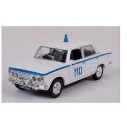 Kolekcja PRL-u Fiat 125P MO