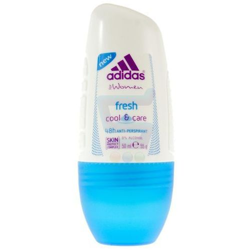 Adidas for women cool & care fresh antyperspirant, roll-on 50ml (3607347415589)