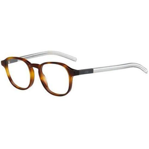 Dior Okulary korekcyjne black tie 214 mwa
