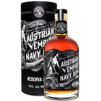 Rum Michler Austrian Navy Reserva 1863 40% 0,7l w tubie