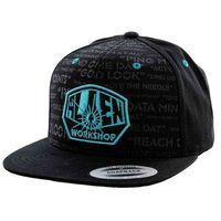 czapka z daszkiem ALIEN WORKSHOP - Choking Og Black (CERNA) rozmiar: OS
