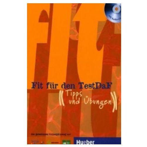 Fit für den TestDaF, m. 1 Buch, m. 1 Buch, m. 1 Audio-CD (9783190016990)