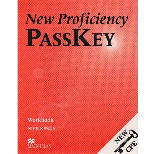 New Prof Passkey WB No Key (9780333974339)