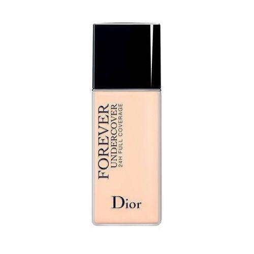 Dior diorskin forever undercover podkład mocno kryjący 24 godz. odcień 025 soft beige 40 ml - Promocja