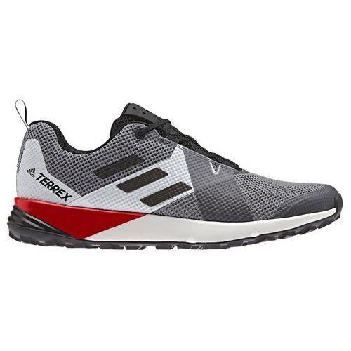 terrex two bc0499 szary uk 7.5 ~ eu 41 1/3 ~ us 8 marki Adidas