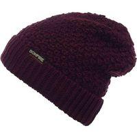 czapka zimowa BONFIRE - Quartz Beanie Plum (PLU)