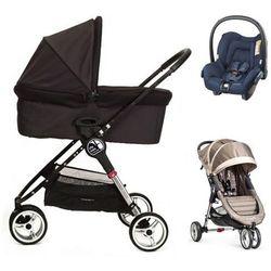 Baby Jogger City Mini+GRATIS+gondola+fotelik (do wyboru)