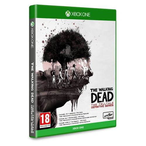 The Walking Dead Game of the Year Edition XONE