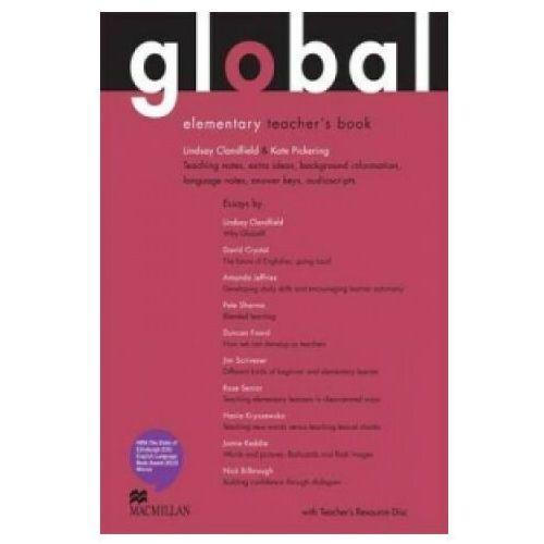 Global Elementary. Książka Nauczyciela + Płyta Resource CD, oprawa miękka