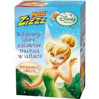 Tabletki PLUSSSZ Zizzz Disney x 50 tabl. - truskawkowe