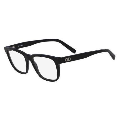 Okulary korekcyjne sf 2780 001 Salvatore ferragamo