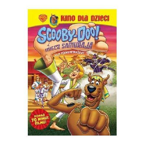 Galapagos films Scooby-doo i miecz samuraja 7321910250266