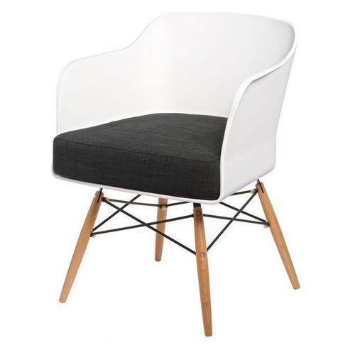 Zdjęcie produktu Krzesło Viva - biały ||grafitowy (5902385702089)