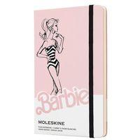 MOLESKINE Notes gładki L BARBIE edycja limitowana