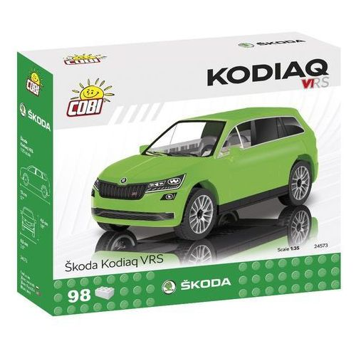 Klocki COBI Cars Skoda Kodiaq VRS COBI-24573