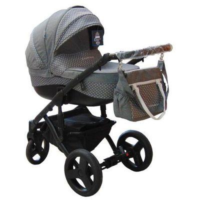 Wózki wielofunkcyjne DYNAMIC BABY BOBO RAJ