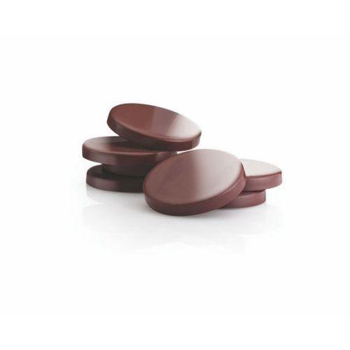 Wosk do depilacji dyski cioccolato czekoladowy 1kg Premium textile