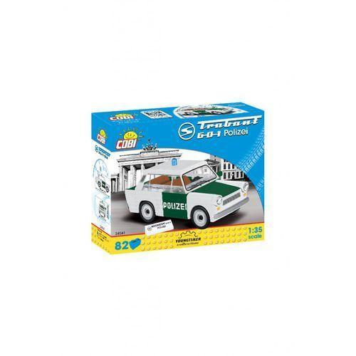 Klocki COBI Trabant Polizei 82 kl 2Y36DT Oferta ważna tylko do 2031-06-02