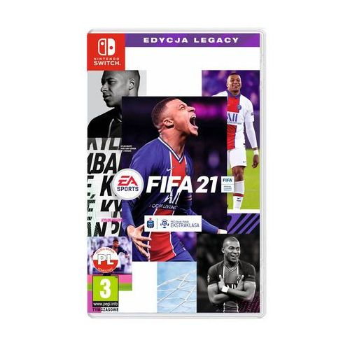 Fifa 21 nintendo switch marki Electronic arts