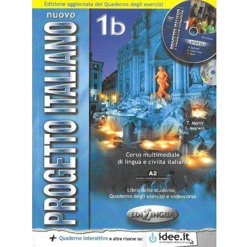 Nuovo Progetto Italiano 1B podręcznik /CD gratis/, T. Marin, S. Magnelli