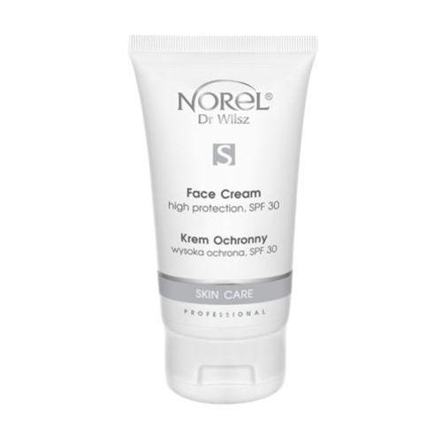 Norel (dr wilsz) norel face care high protection spf30 krem ochronny spf30 (pk383)