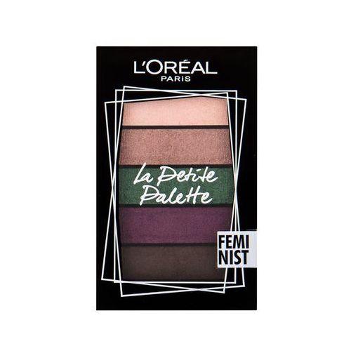 Paleta loreal la petite palette 05 feminist- zamów do 16:00, wysyłka kurierem tego samego dnia! L'oreal paris - Genialna oferta
