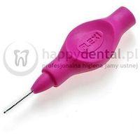 TANDEX Flexi 1szt. ECO 0.40-2.5mm (RÓŻOWE) - szczoteczka międzyzębowa (micro-fine)