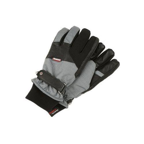 Roeckl Sports KUWAD Rękawiczki pięciopalcowe antracite, 3602-060