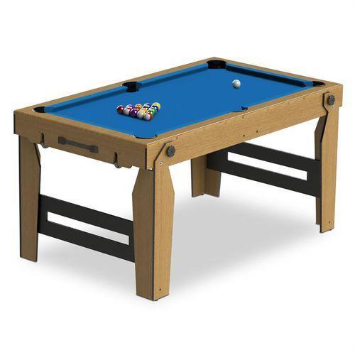 Ncprs-5 składany stół bilardowy 153 x 18 x 94cm Riley