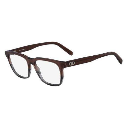 Salvatore ferragamo Okulary korekcyjne sf 2780 271