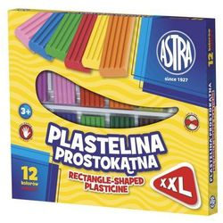 Plasteliny  ASTRA papiernicze