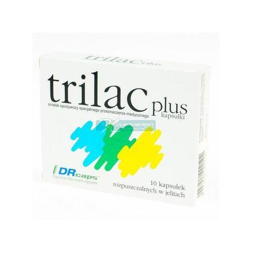 Trilac Plus 10 kaps