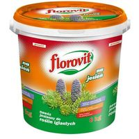 Florovit nawóz do iglaków jesienny 8 kg marki Incoveritas