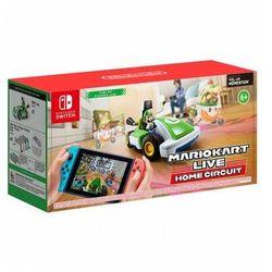 Nintendo Zestaw akcesoriów mario kart live home circuit - luigi