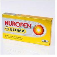 Tabletki NUROFEN ULTIMA 12tbl