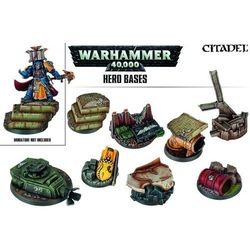 Age Of Sigmar Hero Bases (64-02) GamesWorkshop