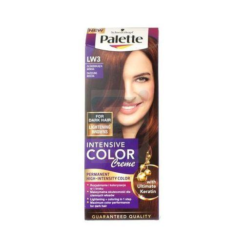 Intensive color creme farba do włosów olśniewająca mokka nr lw3 Palette