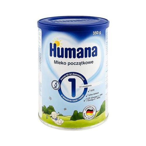 1 350g mleko początkowe od urodzenia Humana