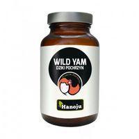 Kapsułki Dziki Pochrzyn - Wild Yam 500 mg (90 kaps.) Hanoju
