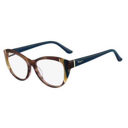 Okulary Korekcyjne Salvatore Ferragamo SF 2683 216