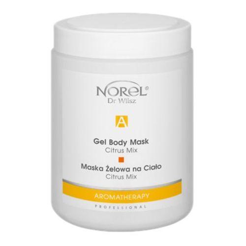 Norel (dr wilsz) aromatherapy gel body mask citrus mix maska żelowa na ciało citrus mix (pn351) - Ekstra oferta