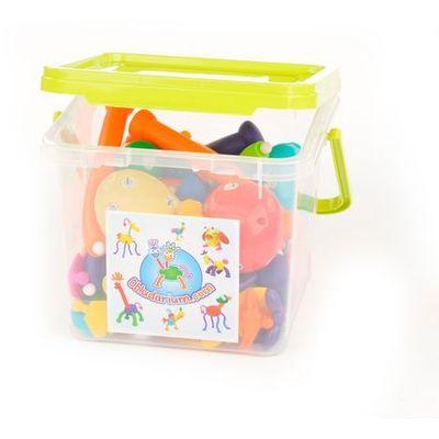 Klocki dla dzieci Toypex klocki.edu.pl - wyjątkowe zabawki