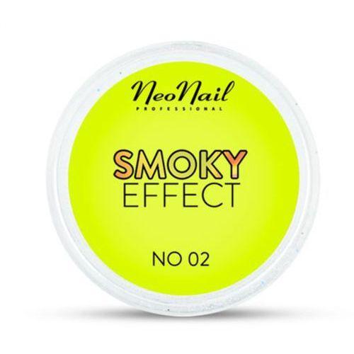 smoky effect pyłek no 02 (żółty) marki Neonail