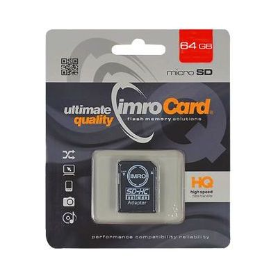 Karty pamięci Imro