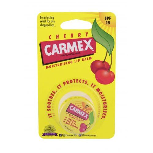 Carmex cherry spf15 balsam do ust 7,5 g dla kobiet - Ekstra oferta