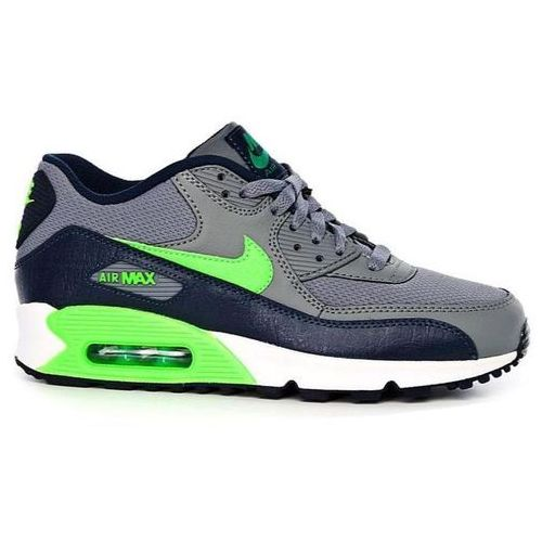 Damskie air max 90 724824-013 granatowo-szaro-zielone Nike