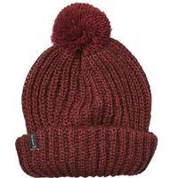 Fox czapka zimowa lady indio cranberry