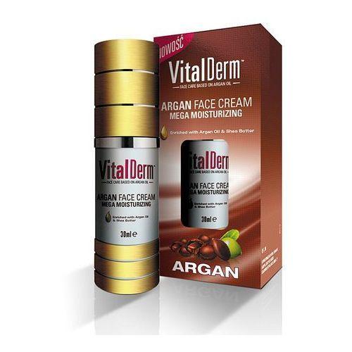 Krem do twarzy, 30 ml - VITAL DERM ARGAN (7290104365287)